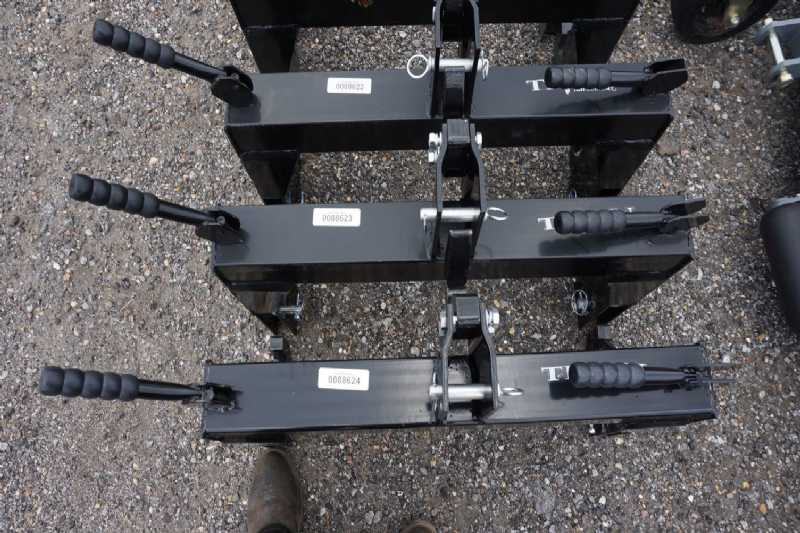 #88622 - New 2020 Titan Mfg. QH1A Category 1 Quick Hitch