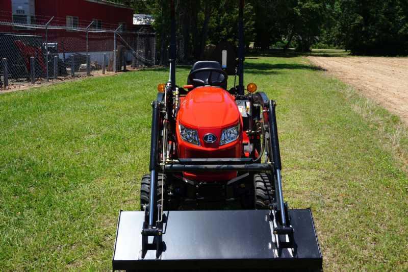 #00126 - New 2020 Branson 2205H Tractor