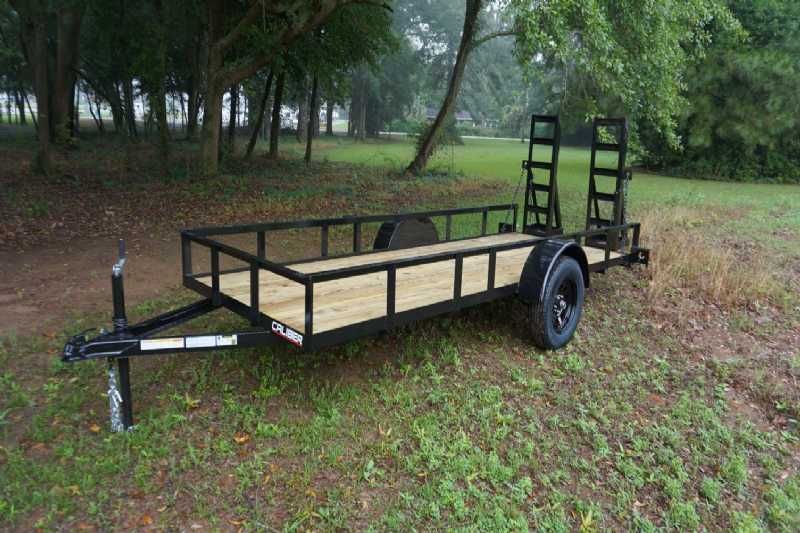 #45540 - New 2020 Trailer World UT5X14 Single 3500 Utility Trailer
