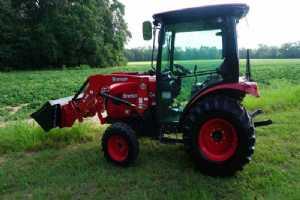 New 2021 Branson 3515CH Tractor