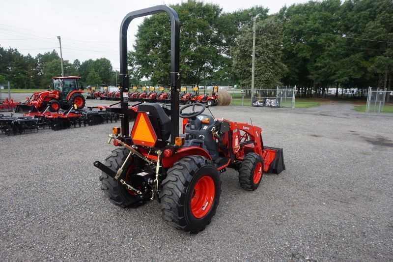 #00207 - New 2020 Branson 2505H Tractor