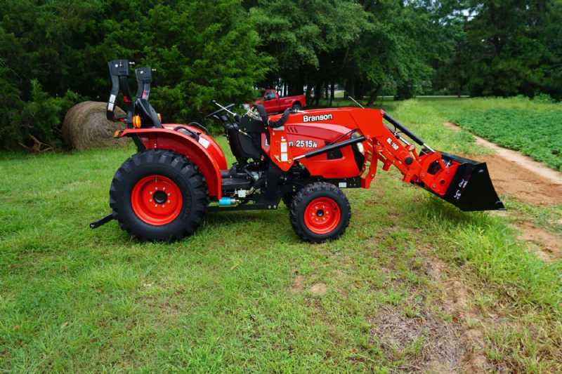#00173 - New 2020 Branson 2515H Tractor