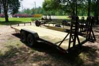 New 2020 Trailer World UT7X20 Double 5200 Utility Trailer