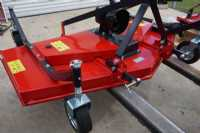 Darrell Harp Ent. 4' Finish Mower