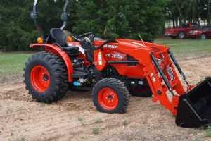 New 2021 Branson 3015H Tractor
