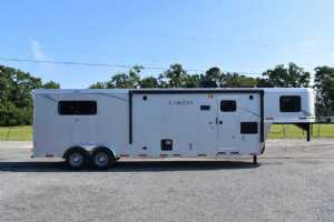 New 2022 Lakota Colt 7311 3 Horse Trailer  with 11' Short Wall