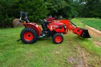 New 2020 Branson 2515H Tractor
