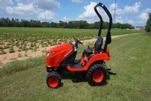 New 2021 Branson 2205H No Loader Tractor