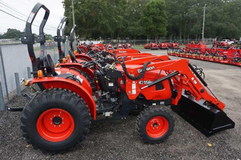 New Branson 42-HP Tractor