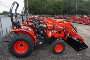 New 2021 Branson 4215H Tractor