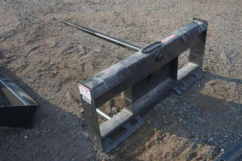 New Titan Mfg. Hay Spear Front