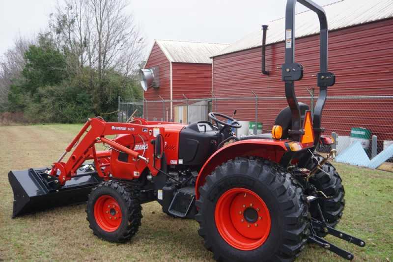 New Branson 30-HP Tractor