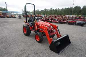 New 2021 Branson 2505H Tractor