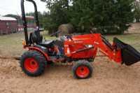 New 2021 Branson 2505H Tractor