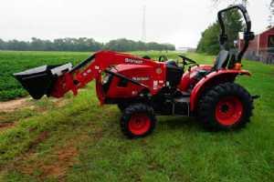 New 2021 Branson 2515R Tractor