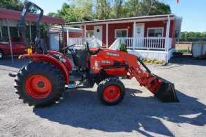 New 2021 Branson 4815H Tractor