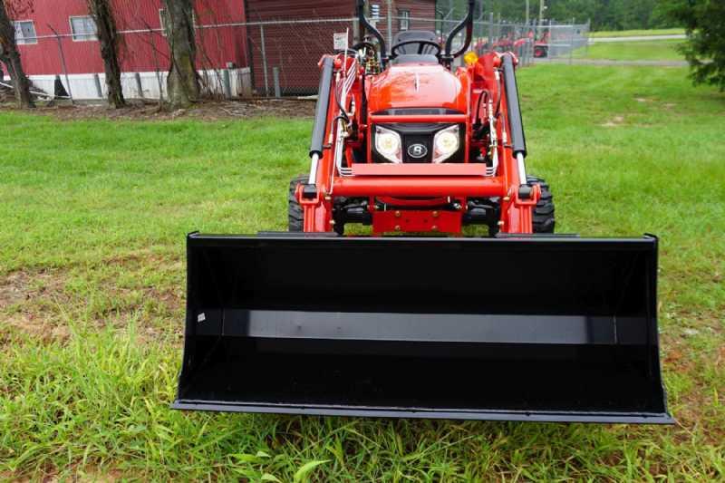 New Branson 25-HP Tractor