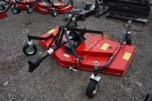 New Darrell Harp Ent. 6' Finish Mower