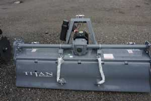 New Titan Mfg. UM-72 Gear Drive Tiller