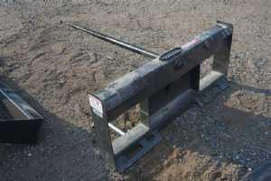 New Titan Mfg. LBHS Hay Spear Front