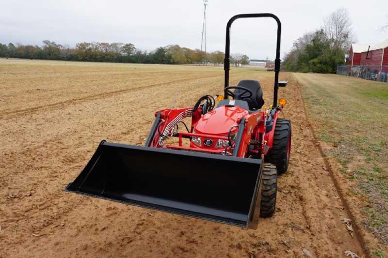 New Branson 24-HP Tractor