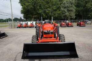 New 2021 Branson 4820H Tractor