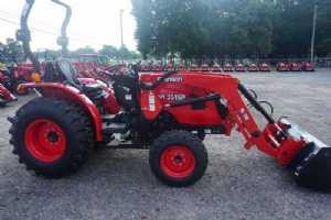 New 2021 Branson 3515R Tractor