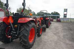 New 2021 Branson 5835R Tractor