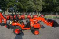 New 2021 Branson 2205H Back Hoe Tractor