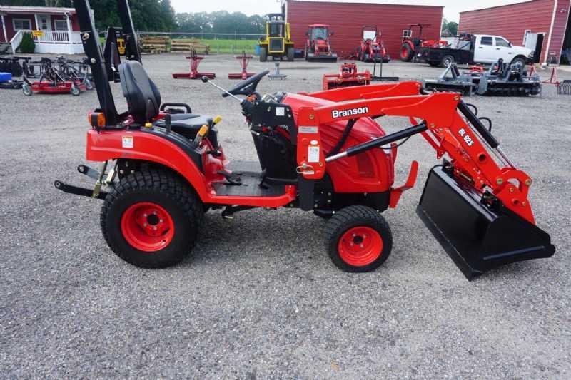 New Branson 19-HP Tractor
