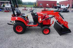New 2021 Branson 1905H Tractor