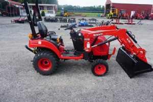 New 2021 Branson 2205H Tractor