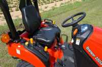 New 2022 Branson 2205H No Loader Tractor
