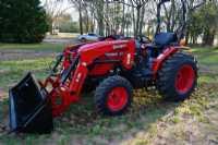 New 2021 Branson 3620H Tractor