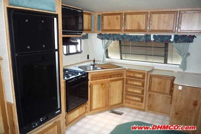 Dutchmen Horse Trailer For Sale Used 1994 Motorhome Trailer with