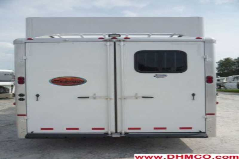 New 2012 Sundowner 4 Horse Slant Trailer