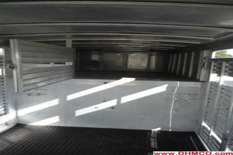 Used 1988 Featherlite Stock Trailer