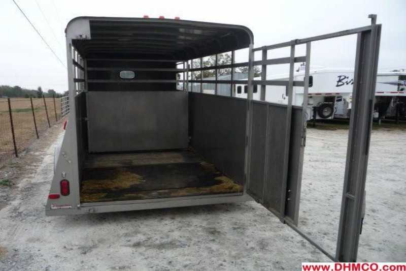 Used 2011 Bee Stock Trailer