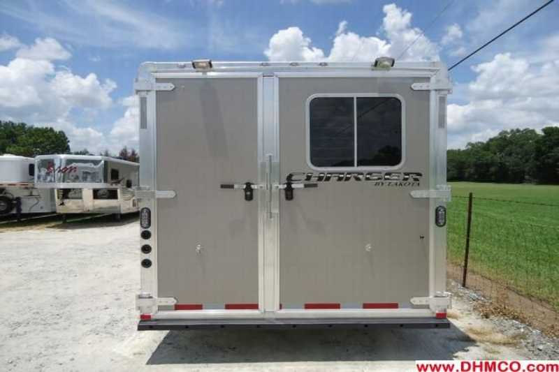 New 2013 Lakota 4 Horse Slant Trailer