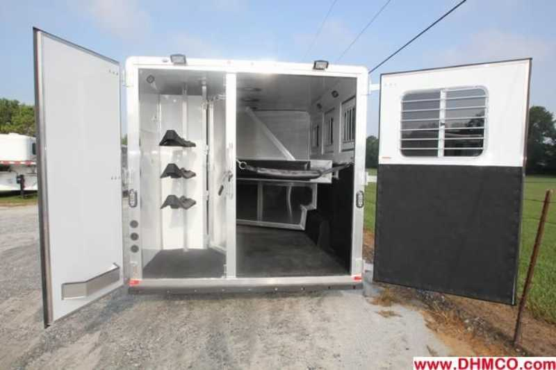 New 2013 Lakota 3 Horse Slant Trailer