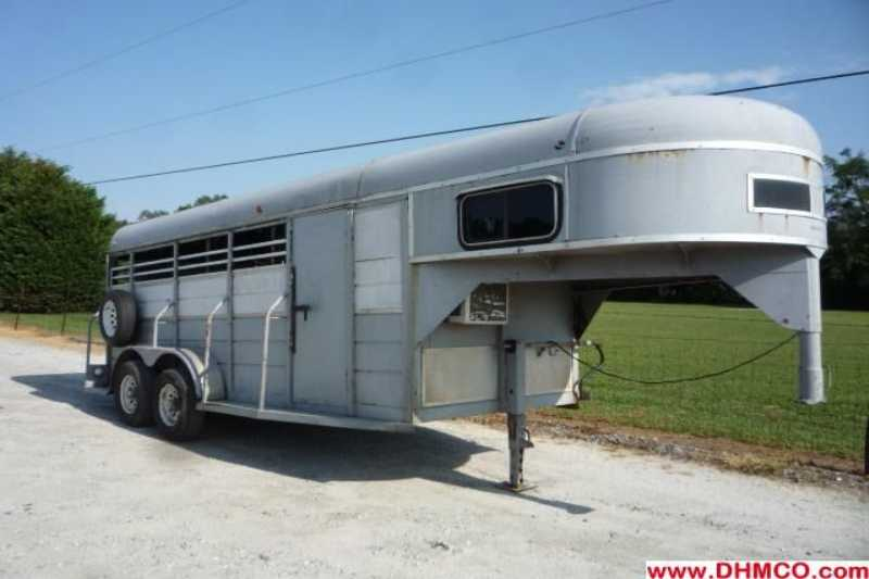 Used Gooseneck Travel Trailers For Sale In Alabama