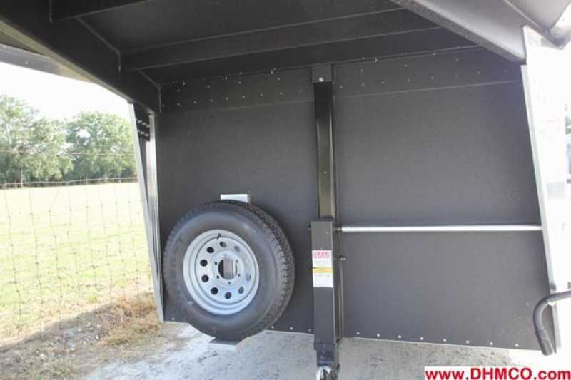 #A6583 - New 2013 Sundowner SPORTMAN2HGN 2 Horse Trailer  with 4' Short Wall