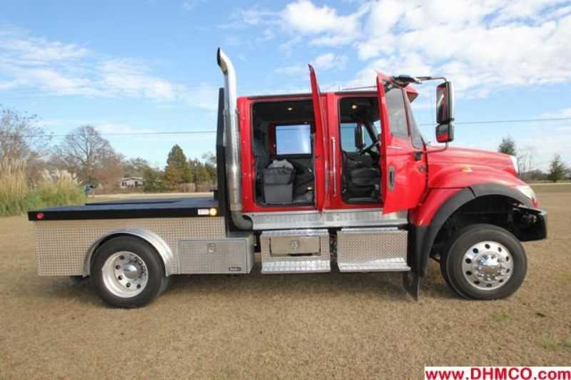 Used 2006 International Medium Duty Truck Trailer