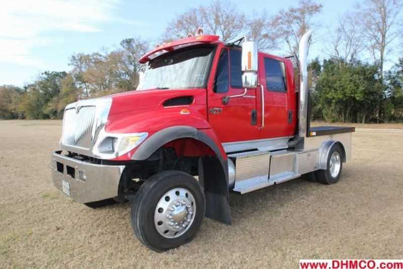 #55765 - Used 2006 International 4x4 Truck