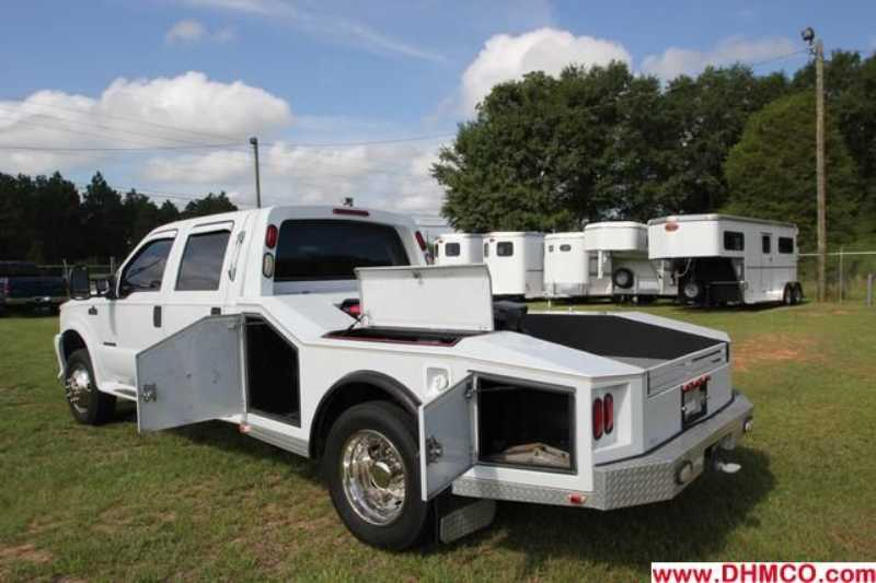 Used 2000 Ford Truck Trailer