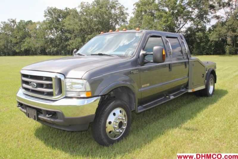 #93869 - Used 2004 Ford F550 XLT Truck