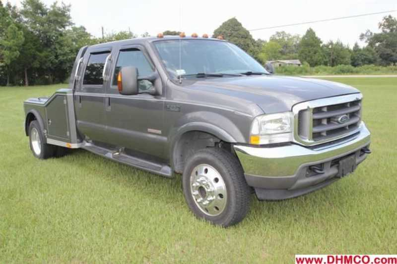 Used 2004 Ford Midsize Truck Trailer