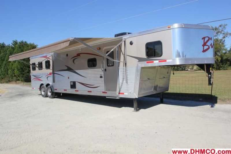 Bison Horse Trailer For Sale New 2013 3 Horse Trailer With