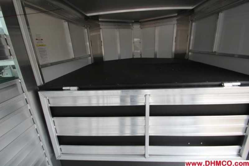 #A6976 - New 2013 Sundowner RANCHER20GN Stock Trailer