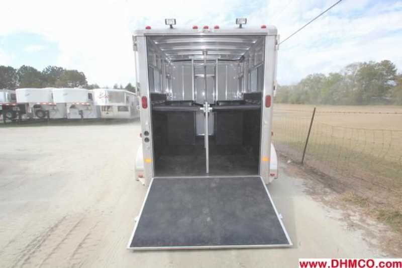 New 2013 Sundowner 2 Horse Straight Trailer